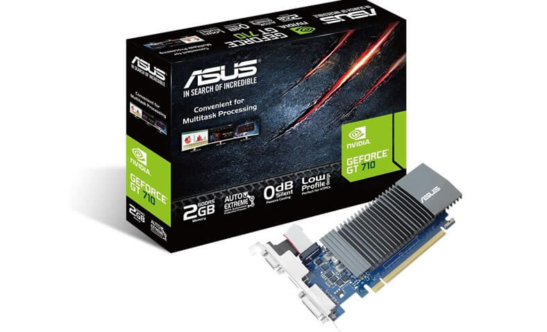 ASUS GeForce GT 710 2 GB DDR5
